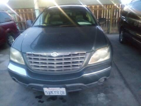 2006 Chrysler Pacifica for sale at AJ'S Auto Sale Inc in San Bernardino CA