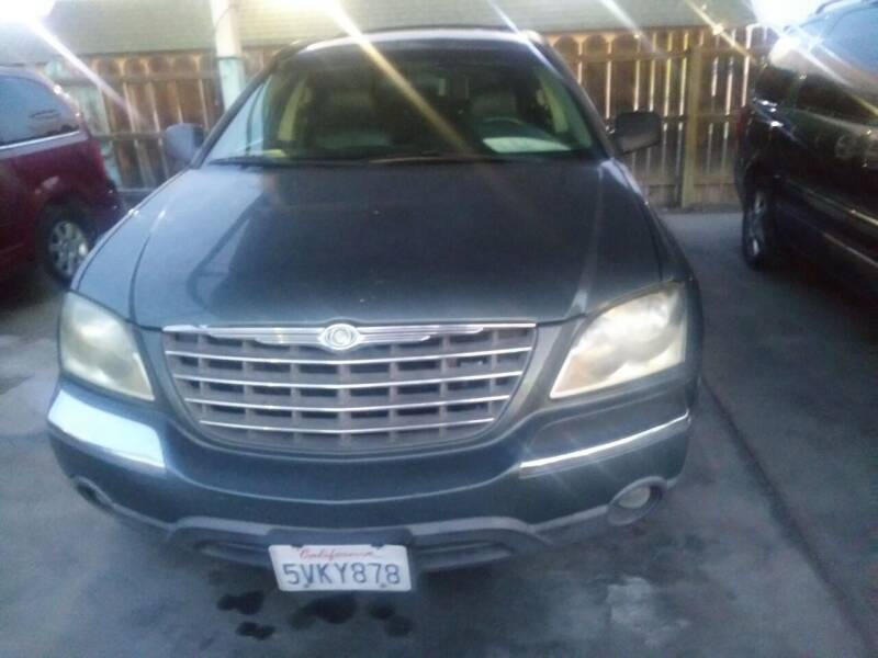 2006 Chrysler Pacifica for sale at AJ'S Auto Sale Inc in San Bernardino CA