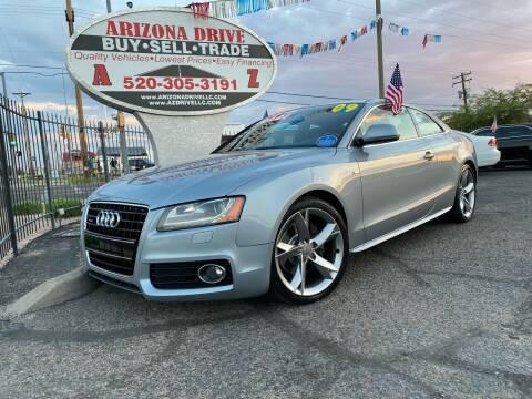 2009 Audi A5 for sale at Arizona Drive LLC in Tucson AZ