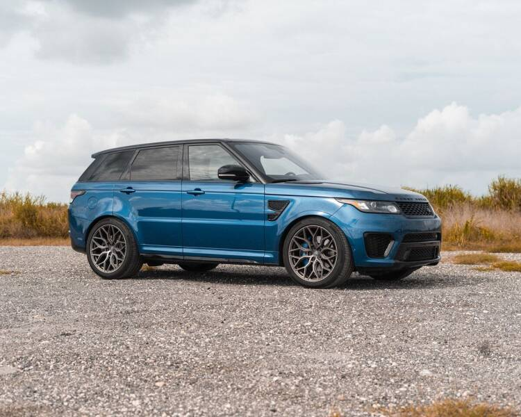 2016 Land Rover Range Rover Sport for sale at EURO STABLE in Miami FL