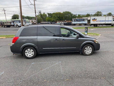 2005 Nissan Quest for sale at BT Mobility LLC in Wrightstown NJ