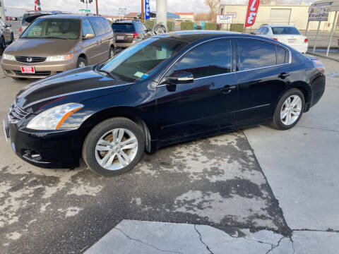 2012 Nissan Altima for sale at CONTINENTAL AUTO EXCHANGE in Lemoore CA