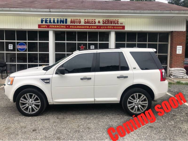 2010 Land Rover LR2 for sale at Fellini Auto Sales & Service LLC in Pittsburgh PA