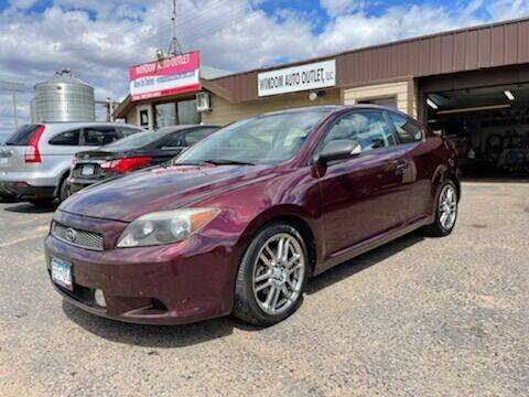 2006 Scion tC for sale at WINDOM AUTO OUTLET LLC in Windom MN