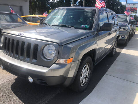 2012 Jeep Patriot for sale at Auction Buy LLC in Wilmington DE