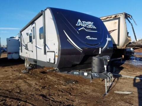 2019 Coachmen APEX ULTRA LIGHT for sale at STS Automotive in Denver CO