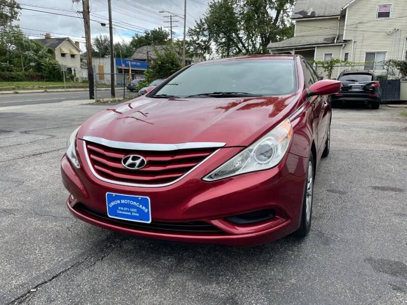 2012 Hyundai Sonata for sale at Union Motor Cars Inc in Cleveland OH