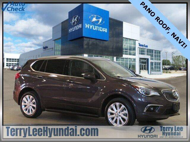 2018 Buick Envision for sale at Terry Lee Hyundai in Noblesville IN