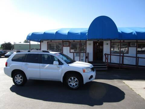 2011 Mitsubishi Endeavor for sale at Jim's Cars by Priced-Rite Auto Sales in Missoula MT