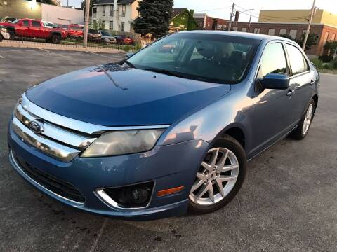 2010 Ford Fusion for sale at Your Car Source in Kenosha WI