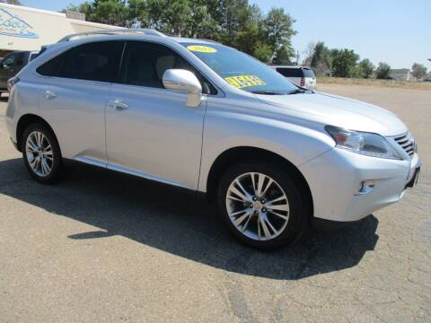 2013 Lexus RX 350 for sale at Advantage Auto Brokers Inc in Greeley CO