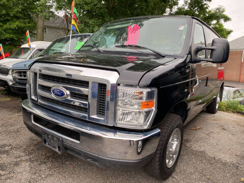 2014 Ford E-Series Cargo for sale at White River Auto Sales in New Rochelle NY