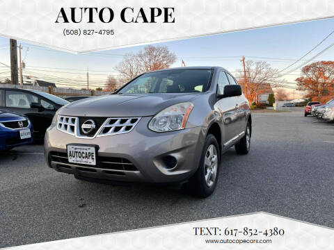 2013 Nissan Rogue for sale at Auto Cape in Hyannis MA