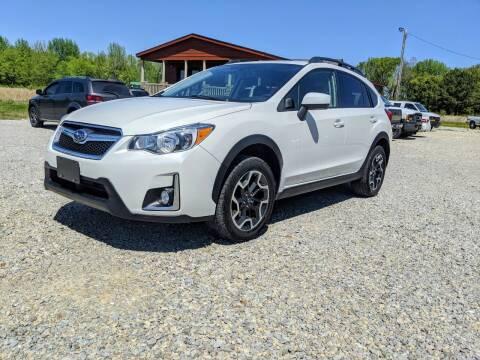 2016 Subaru Crosstrek for sale at Delta Motors LLC in Jonesboro AR