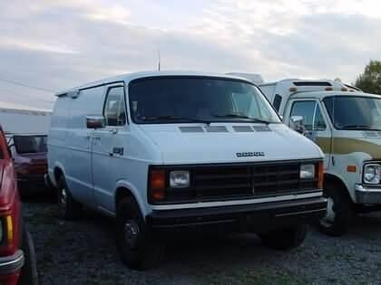 1989 Dodge Ram Van