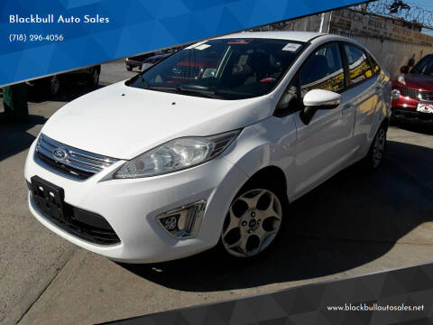 2011 Ford Fiesta for sale at Blackbull Auto Sales in Ozone Park NY