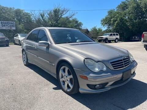 2007 Mercedes-Benz C-Class for sale at Hi-Tech Automotive West in Austin TX