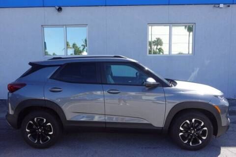 2021 Chevrolet TrailBlazer for sale at Niles Sales and Service in Key West FL