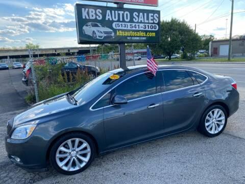 2013 Buick Verano for sale at KBS Auto Sales in Cincinnati OH