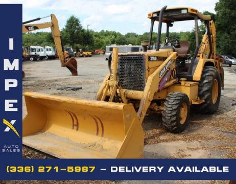 1996 John Deere 310D for sale at Impex Auto Sales in Greensboro NC