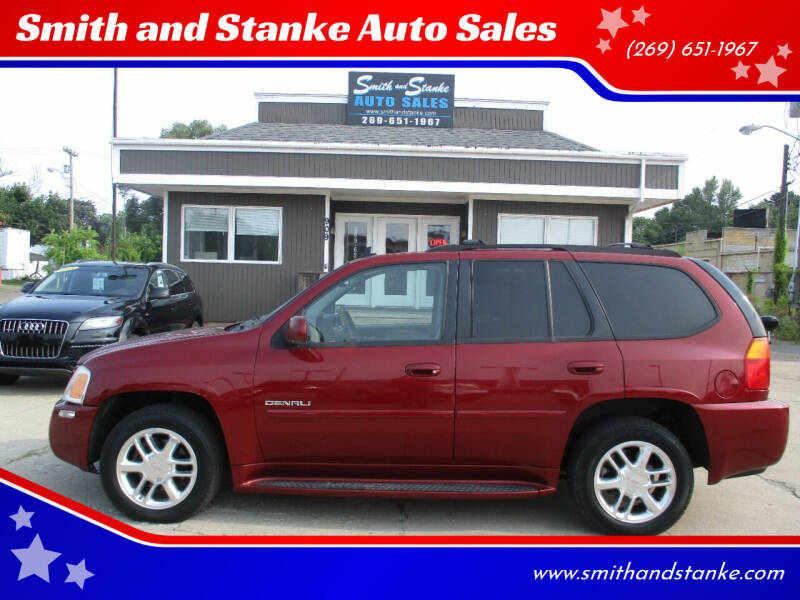 2009 GMC Envoy for sale at Smith and Stanke Auto Sales in Sturgis MI