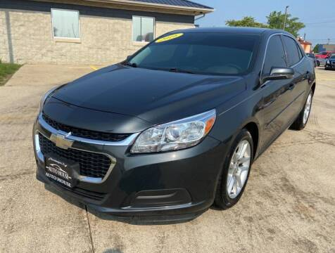 2016 Chevrolet Malibu Limited for sale at Auto House of Bloomington in Bloomington IL