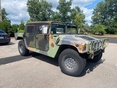 1987 AMC HUMVEE for sale at CLASSIC AUTO SALES in Holliston MA
