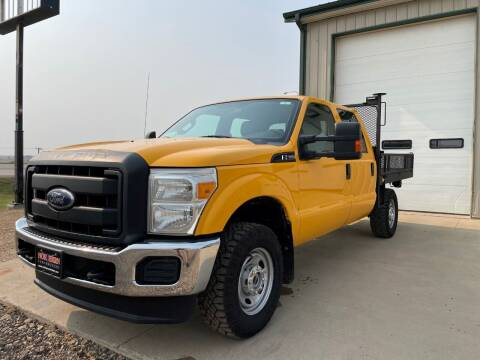 2013 Ford F-250 Super Duty for sale at Northern Car Brokers in Belle Fourche SD