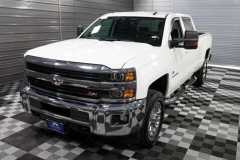 2016 Chevrolet Silverado 2500HD for sale at TRUST AUTO in Sykesville MD
