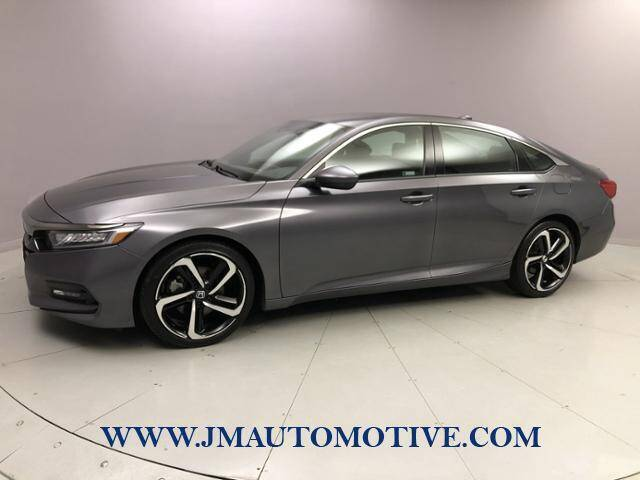 2018 Honda Accord for sale in Naugatuck, CT