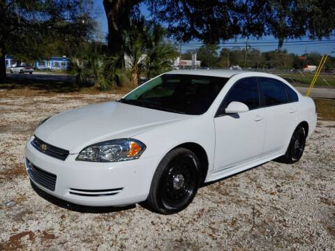 2010 Chevrolet Impala for sale at REDLINE MOTORGROUP INC in Jacksonville FL