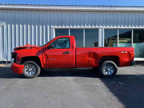 2010 Chevrolet Silverado 1500 for sale at B & W Auto in Campbellsville KY