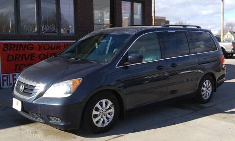 2008 Honda Odyssey for sale at CARS4LESS AUTO SALES in Lincoln NE