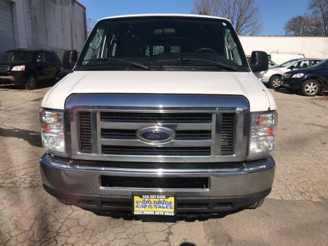 2012 Ford E-Series Cargo for sale at Worldwide Auto Sales in Fall River MA