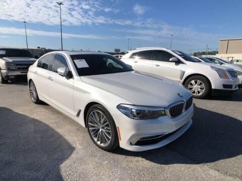 2018 BMW 5 Series for sale at Allen Turner Hyundai in Pensacola FL