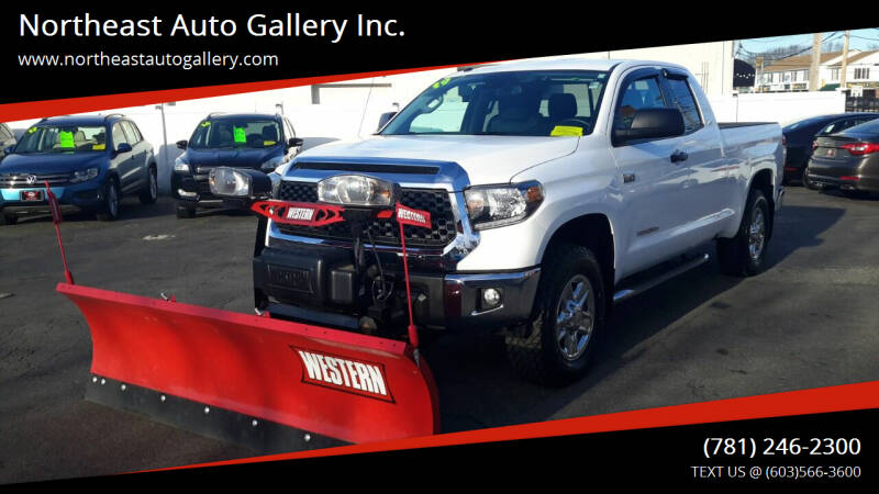 2019 Toyota Tundra for sale at Northeast Auto Gallery Inc. in Wakefield Ma MA