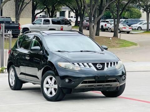 2010 Nissan Murano for sale at Texas Drive Auto in Dallas TX