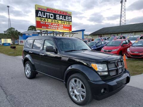 2007 Dodge Nitro for sale at Mox Motors in Port Charlotte FL