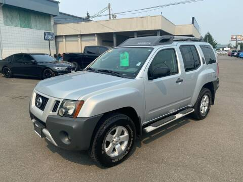 2010 Nissan Xterra for sale at Vista Auto Sales in Lakewood WA