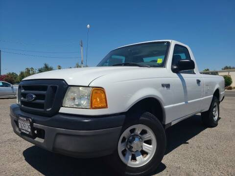 2005 Ford Ranger for sale at Auto Mercado in Clovis CA