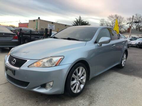 2008 Lexus IS 250 for sale at Crestwood Auto Center in Richmond VA