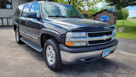 2005 Chevrolet Suburban for sale at Shores Auto in Lakeland Shores MN