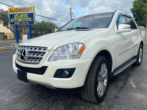 2011 Mercedes-Benz M-Class for sale at RoMicco Cars and Trucks in Tampa FL