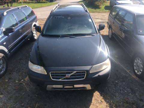 2007 Volvo XC70 for sale at East Acres RV 4279 in Mendon MA
