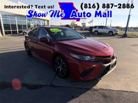 2019 Toyota Camry for sale at Show Me Auto Mall in Harrisonville MO