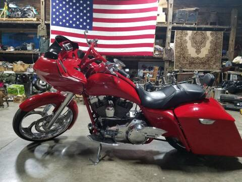 2009 Harley-Davidson Road Glide Custom for sale at Pro Auto Sales and Service in Ortonville MN