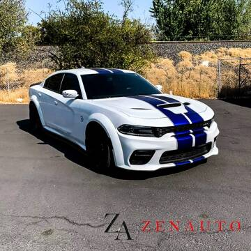 2020 Dodge Charger for sale at Zen Auto Sales in Sacramento CA
