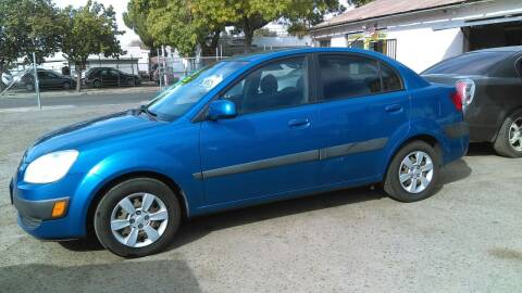 2006 Kia Rio for sale at Larry's Auto Sales Inc. in Fresno CA