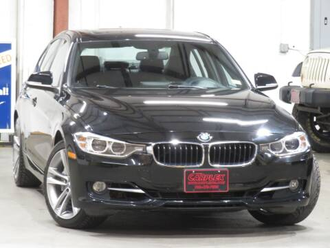 2014 BMW 3 Series for sale at CarPlex in Manassas VA