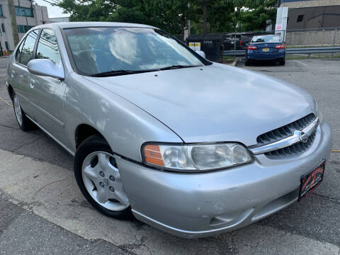 2001 Nissan Altima for sale at JerseyMotorsInc.com in Teterboro NJ